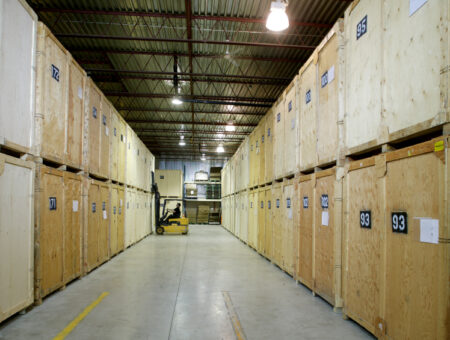 Algarve Removals Storage Services